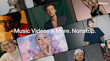 Apple Music Has a 24-Hour Video Channel Now (Someone Call MTV)