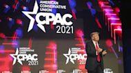 Trump Rallies Conservatives At Dallas CPAC