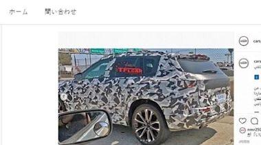 Mazda 休旅測試車遭捕獲:新一代 CX-5 或 CX-50 預計今年亮相! - 自由電子報汽車頻道