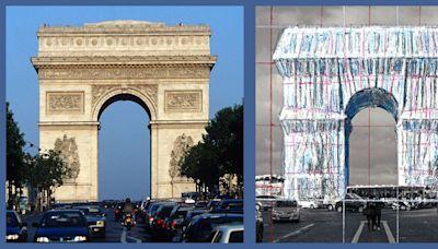 Inside Christo's Plan to Wrap the Arc de Triomphe in Paris