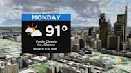 Philadelphia Weather: 90's Return