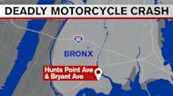 1 woman killed, 1 critical in motorcycle crash