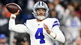Dallas Cowboys 'optimistic' about Dak Prescott's calf strain after Monday's MRI