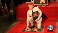 James Bond star Daniel Craig gets star on Hollywood Walk of Fame