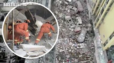 湖北十堰市天然氣爆炸 天然氣公司總經理等8人遭刑拘 | 兩岸