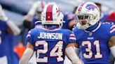 Taron Johnson's 101-yard interception return gives Bills 17-3 lead