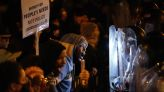 Second night of clashes in Philadelphia after police kill Black man