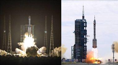 地點曝光!中國2枚長征火箭殘骸接連墜落地面