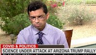 Arizona ER Doctor Visibly Stunned By Video Of Trump Rally: 'Dangerous And Stupid'