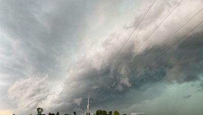 PHOTOS: Late-summer severe storms spark tornado warnings in Ontario