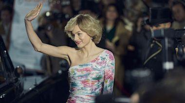 'The Crown' Costume Designer Says Diana's Wardrobe Journey Reflects Next's Season Arc