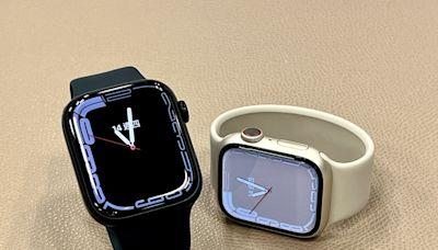 Apple Watch Series 7正式開賣 3大實用功能升級超勸敗
