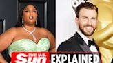 Are Lizzo and Chris Evans dating?