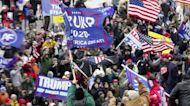 Trump refutes idea of pursuing a coup, also criticizes General Milley
