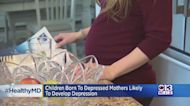 HealthWatch: Children Born To Depressed Mothers Likely To Develop Depression