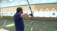 Adventures with Alan takes an archery lesson