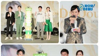 朵璽Dr.Douxi品牌創辦人張廷宗和總監吳美琪秉持著『沒有最好,適合自己最好』 今日分享慶功喜悅
