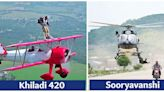 From 'Khiladi 420' To 'Sooryavanshi', 7 Dangerous Stunts By Daredevil Akshay Kumar