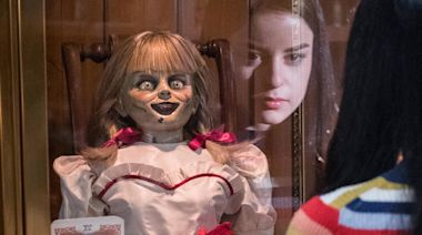 Annabelle Comes Home pushes the Conjuring universe toward absurdity: EW review