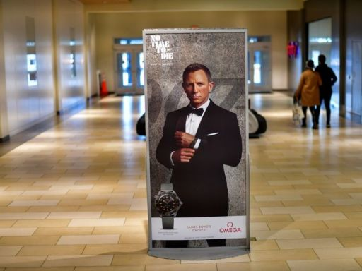 James Bond movie 'No Time to Die' delayed again amid pandemic
