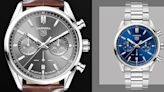 Tag Heuer's New Carrera Chronographs Pay Pitch-Perfect Homage to the Classics