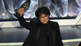 'Parasite' makes history, captures Oscar for best picture