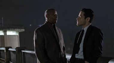 Denzel Washington and Rami Malek on the challenge of releasing a movie during the pandemic