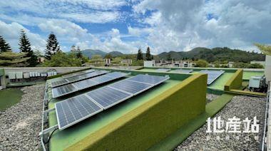 新地子公司康業安裝逾7,700塊太陽能光伏板 配合可持續發展 - 香港經濟日報 - 地產站 - 地產新聞 - 其他地產新聞