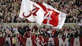 College students chant 'F--- Joe Biden' at football games