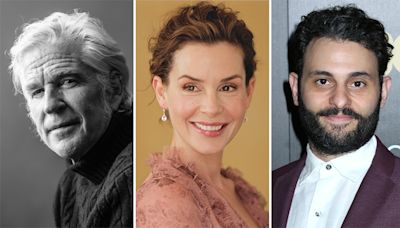 Liam Neeson Studiocanal Thriller 'Retribution' Adds Matthew Modine, Embeth Davidtz & Arian Moayed