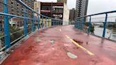 2億元的打卡熱點竟藏危機 桃市府將重鋪橋面改善