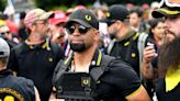 EXCLUSIVE: 'It's pretty simple. I'm guilty.' Proud Boys leader pleads guilty to burning Black Lives Matter banner in DC