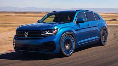 加大的動力、降低的車高使 VW Atlas Cross Sport GT Concept 更為帶感