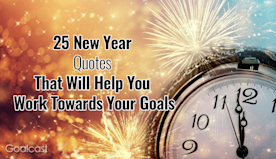 25 New Year Quotes That Will Help You Work Towards Your Goals
