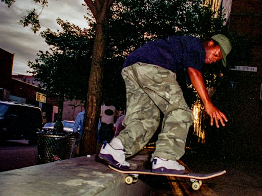 NYC Skateboard, Hip-Hop Cultures Collide in New Doc 'All the Streets Are Silent'