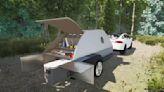 里程焦慮掰掰 Boulder露營拖車也是你的EV行動電源!