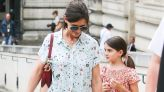 Suri Cruise & Mom Katie Holmes Are Inseparable in These Rare Photos For the Teen's Birthday