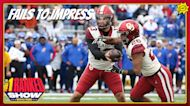 RJ Young discusses Oklahoma's inability to impress in comeback 35-23 victory over Kansas   No. 1 Ranked Show