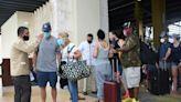 颶風危及墨西哥海岸 遊客居民疏散