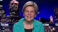 Sen. Warren: 'Americans have had it with Republicans on taxes'