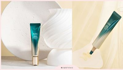 全球狂銷1億支!韓國暢銷AHC眼霜再升級,一抹逆齡對抗細紋,打造魅力電眼! | 品牌新聞 | 妞新聞 niusnews