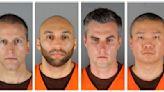 Ex-cops accused of violating George Floyd's civil rights plead not guilty
