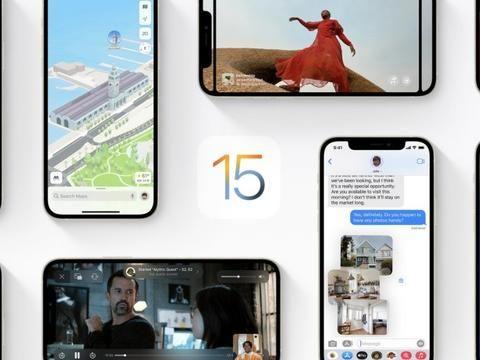 蘋果ios 15.1支持升級,新增4個全新功能,都是你期待已久的功能