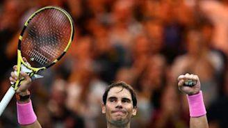 莫亞:納達爾是為網球而生的 在場上從不輕易放棄