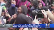 Derek Chauvin Guilty Verdict Spurs Outpouring Of Emotion, Action In Minnesota