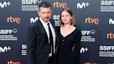 Antonio Banderas' Daughter Stella, 24, Stuns In Fitted Black Dress On Red Carpet With Dad
