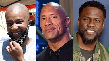 Tiffany Haddish, Dwayne 'The Rock' Johnson and Kevin Hart among celebrities directly impacted by the coronavirus