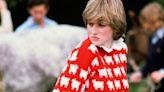 25 Photos Of Princess Diana's Legendary Sweater Style