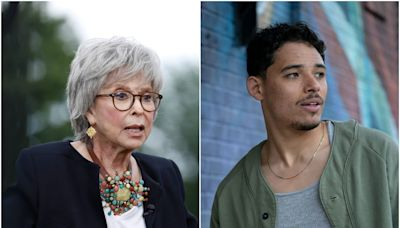 Rita Moreno said she was 'disappointed' with herself for defending 'In the Heights' colorism