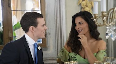Review: Olivia Munn-Sam Claflin rom-com 'Love Wedding Repeat' doomed by high-concept mess